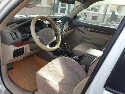 Toyota Land Cruiser Prado 2007 года за 8 500 000 тг. в Уральск – фото 12