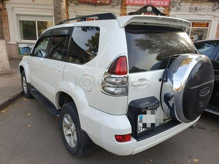 Toyota Land Cruiser Prado 2007 года за 8 500 000 тг. в Уральск – фото 13