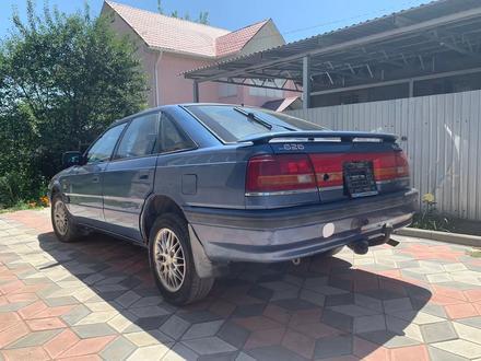 Mazda 626 1992 года за 560 000 тг. в Каскелен – фото 2