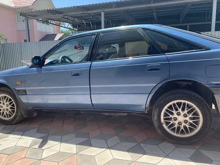 Mazda 626 1992 года за 560 000 тг. в Каскелен – фото 5