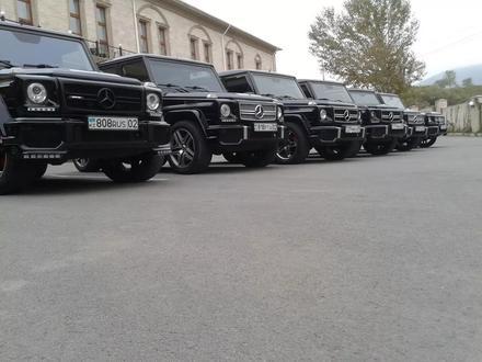 Прокат Гелендвагенов (Гелен) в Алматы – фото 5