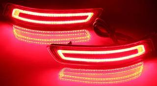 Светодиодные катафоты (отражатели) на Toyota Corolla e180 c 2013 по… за 15 000 тг. в Алматы