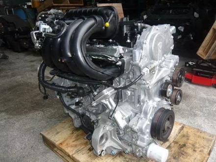 Двигатель Nissan X-Trail T31 2, 5 л, QR25DE 2008-2014 за 490 000 тг. в Алматы – фото 2