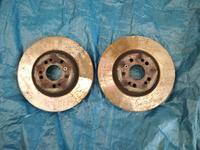 Передние тормозные диски на 164 за 40 000 тг. в Алматы