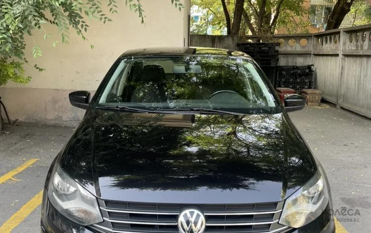 Volkswagen Polo 2015 года за 5 500 000 тг. в Алматы