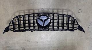 Mercedes-benz c205 передняя решетка радиатора GT за 140 000 тг. в Алматы