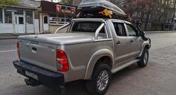 Крышка багажника с дугой на хайлюкс дизель 2011-15гг за 400 000 тг. в Алматы