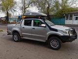Крышка багажника с дугой на хайлюкс дизель 2011-15гг за 400 000 тг. в Алматы – фото 3