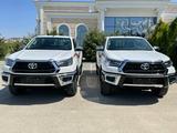 Toyota Hilux 2021 года за 17 800 000 тг. в Актобе – фото 2
