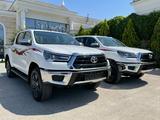 Toyota Hilux 2021 года за 17 800 000 тг. в Актобе – фото 3