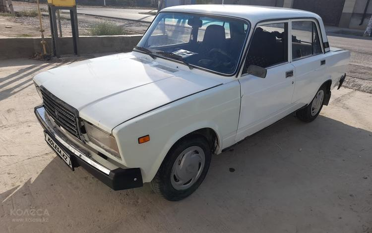 ВАЗ (Lada) 2107 2005 года за 500 000 тг. в Туркестан