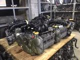 Двигатель Subaru Outback за 423 000 тг. в Алматы
