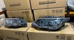 Передние фары CAMRY 55 Exclusive за 120 000 тг. в Алматы – фото 2