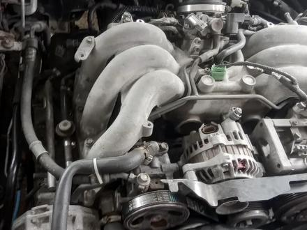 Двигатель на субару б4 2002 за 100 000 тг. в Алматы