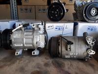 Компрессор кондиционера на Nissan Teana j32 (qr25-2. 5, vq35-3. 5) за 75 000 тг. в Алматы
