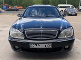 Mercedes-Benz S 500 2002 года за 2 500 000 тг. в Нур-Султан (Астана) – фото 2