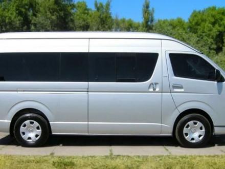 Услуги микроавтобуса: город-межгород, трансфер, развозка персонала и т.д. ! в Нур-Султан (Астана) – фото 2