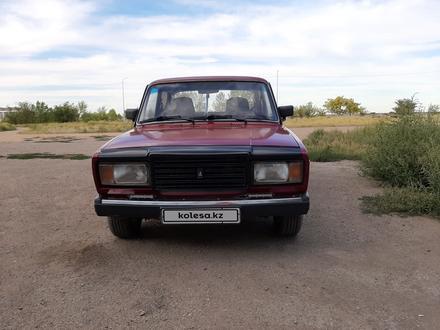 ВАЗ (Lada) 2107 2006 года за 830 000 тг. в Курчатов