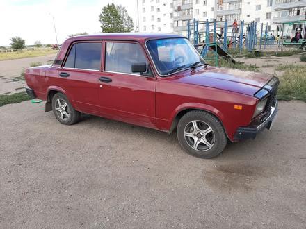 ВАЗ (Lada) 2107 2006 года за 830 000 тг. в Курчатов – фото 2
