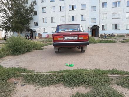 ВАЗ (Lada) 2107 2006 года за 830 000 тг. в Курчатов – фото 4