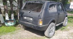ВАЗ (Lada) 2121 Нива 2004 года за 1 400 000 тг. в Талдыкорган – фото 3