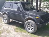ВАЗ (Lada) 2121 Нива 2004 года за 1 400 000 тг. в Талдыкорган – фото 4