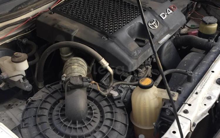 Двигатель 1kd в Уральск