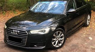 Audi A6 2015 года за 9 000 000 тг. в Алматы