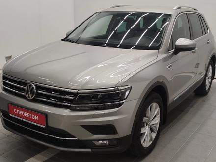 Volkswagen Tiguan 2018 года за 11 500 000 тг. в Костанай