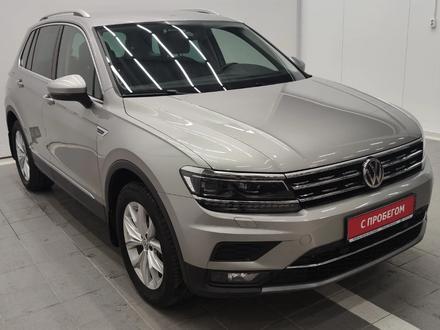 Volkswagen Tiguan 2018 года за 11 500 000 тг. в Костанай – фото 17