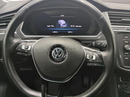 Volkswagen Tiguan 2018 года за 11 500 000 тг. в Костанай – фото 8