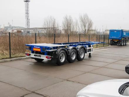 Grunwald  Танк-контейнеровоз 20-30Ft 2020 года в Алматы