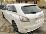 Toyota Mark X Zio 2008 года за 3 600 000 тг. в Усть-Каменогорск – фото 4