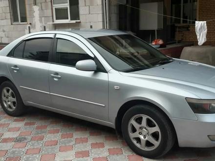 Hyundai Sonata 2007 года за 2 700 000 тг. в Талдыкорган – фото 2