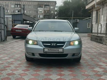 Hyundai Sonata 2007 года за 2 700 000 тг. в Талдыкорган – фото 3