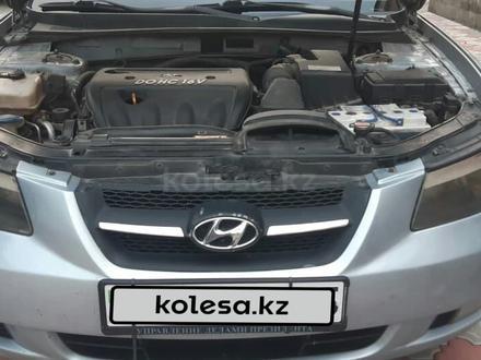 Hyundai Sonata 2007 года за 2 700 000 тг. в Талдыкорган – фото 8