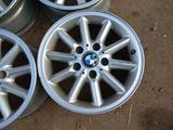 Оригинальные легкосплавные диски на автомашину BMW 3 (41 стиль Герм за 80 000 тг. в Нур-Султан (Астана) – фото 3