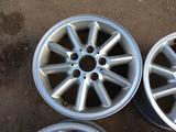Оригинальные легкосплавные диски на автомашину BMW 3 (41 стиль Герм за 80 000 тг. в Нур-Султан (Астана) – фото 5