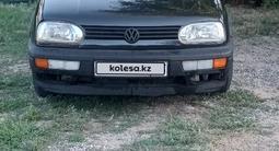 Volkswagen Golf 1993 года за 1 400 000 тг. в Алматы – фото 2