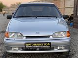 ВАЗ (Lada) 2115 (седан) 2008 года за 1 090 000 тг. в Актобе – фото 4