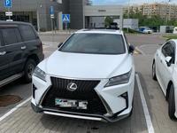 Lexus RX 350 2016 года за 22 000 000 тг. в Алматы