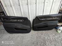 Комплект дверных карт BMW F02 за 120 000 тг. в Алматы