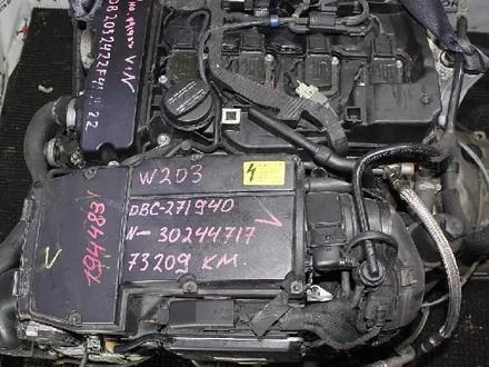 Двигатель MERCEDES-BENZ 271 940 контрактный| Доставка ТК, Гарантия за 520 000 тг. в Кемерово