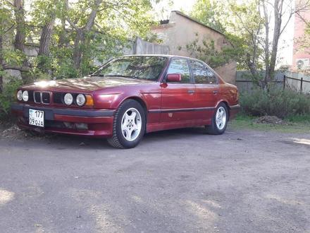 BMW 525 1993 года за 1 350 000 тг. в Караганда