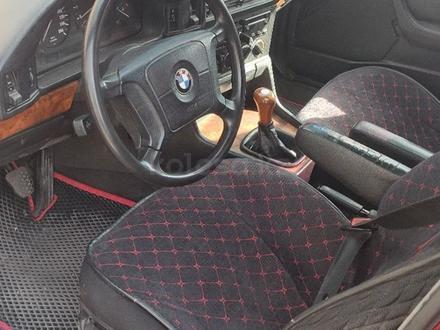 BMW 525 1993 года за 1 350 000 тг. в Караганда – фото 10