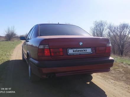 BMW 525 1993 года за 1 350 000 тг. в Караганда – фото 7
