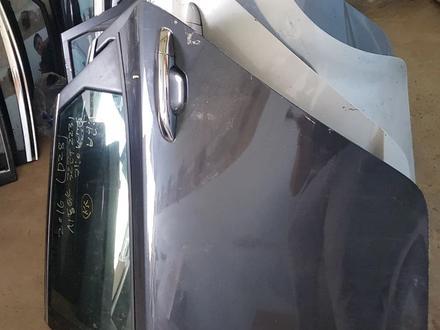 Задние двери на Hyundai Accent (Хэдчбек) за 80 000 тг. в Шымкент – фото 5