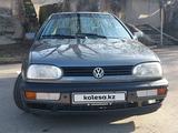 Volkswagen Golf 1992 года за 1 900 000 тг. в Алматы – фото 4