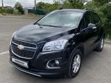 Chevrolet Tracker 2014 года за 5 200 000 тг. в Жезказган – фото 2