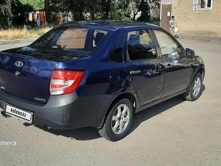 ВАЗ (Lada) 2190 (седан) 2012 года за 1 500 000 тг. в Алматы